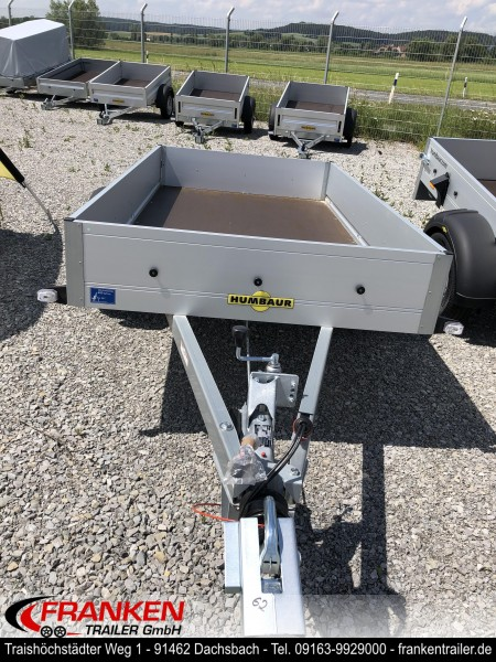 Humbaur Startrailer H 132513